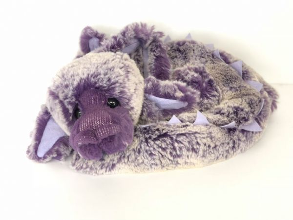 Parma Violet. Ltd Edition Kaycee Bear Dragon.